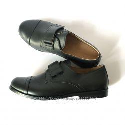 Туфли в школу 11 Shoes, кожа, р. 31-39