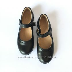 Туфли в школу Eleven Shoes, кожа, р. 31-36