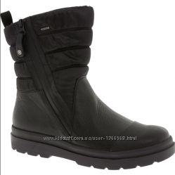 Черевики GEOX  Black Amphibiox Boots