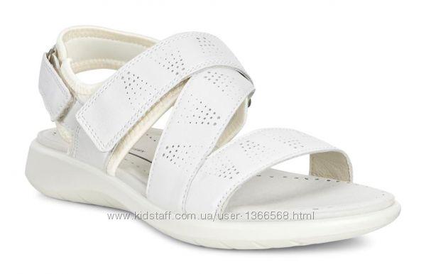 Сандалі Ecco Soft White