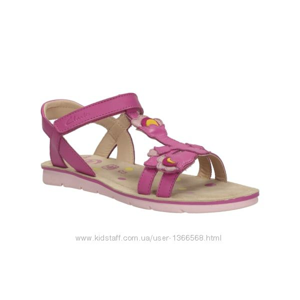 Clarks CLA MimoGrac Pink Leather