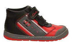 Шкіряні черевики Clarks Maltbypace Inf