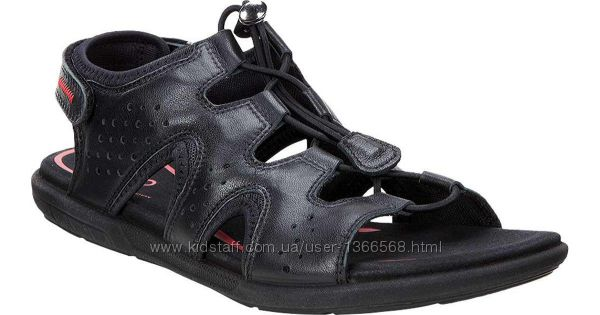 Шкіряні сандалі Ecco Bluma Toggle Gladiator