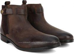 Зимові черевики Clarks Brocton Mid Brown