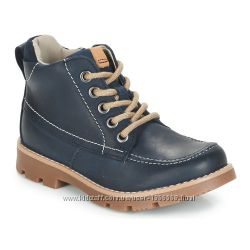 Шкіряні черевики Clarks Comet Moon Navy