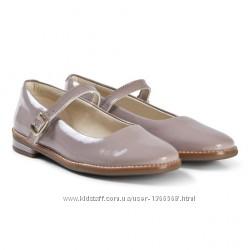 Шкіряні туфлі Clarks Drew Sky Pink