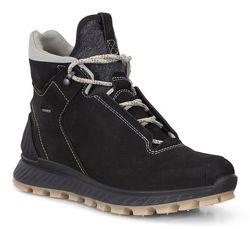 Нубукові черевики Ecco Exostrike L Gore Tex