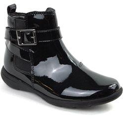 Шкіряні черевики Clarks Venture Move Black