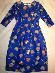 Распродажа шикарное стильное платье миди