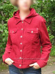 Куртка 2 в 1 denim jacket р. 44 46