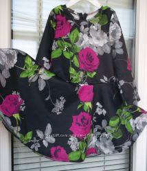 Новое платье на 1-2 года, рост 92 см.