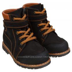 Демисезонные ортопедические ботинки р-ры 26-36