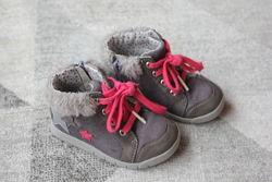 Демисезонные ботинки Clarks размер 5G на 21