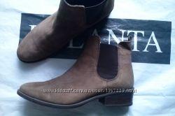 41 р. Кожаные ботинки. Роберто Санти