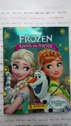 Frozen Always and Forever  альбом для наклеек