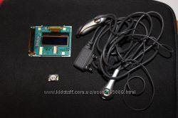 Sony Ericsson Z550 гарнитура, LCD экран и динамик