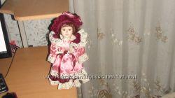 Кукла коллекционная Юлия
