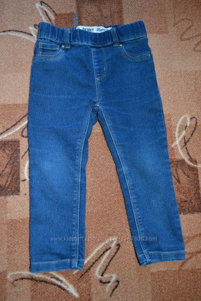 ff2e0da74b8 Продам фирменные джинсы-скинни фирмы Denim Co Primark синие