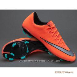 cb271509 детские профессиональные бутсы Nike Mercurial Vapor X FG 651620-803 ...