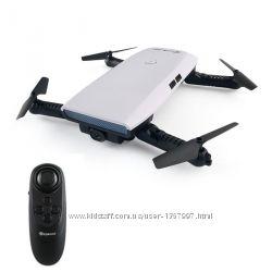 Складной квадрокоптер Eachine E56 с Wi Fi камерой, кейс в комплекте