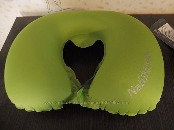 Надувная подушка для шеи Naturehike
