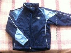 Демисезонная куртка для мальчика UMBRO
