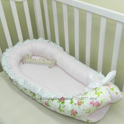 Позиционеры, гнёздышки для малышей Babynest