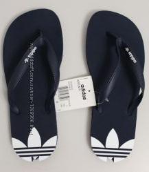 Вьетнамки Adidas Originals Adisun W синие оригинал