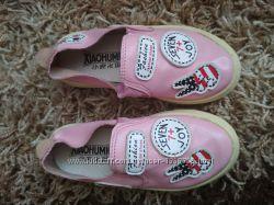 туфли слиппоны