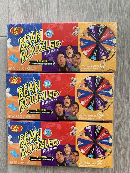 Конфеты Jelly Belly Bean Boozled с рулеткои. Оригинал США