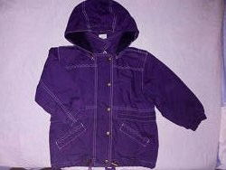 Демисезонная куртка, курточка 2-4 года