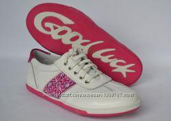 Кеды, кроссовки, мокасины кожаные B&G р. 35