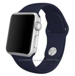 Браслет Ремешок силиконовый для Apple Watch 42 mm Выбор цветов