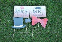 Фотобутафория Mrs и Mr