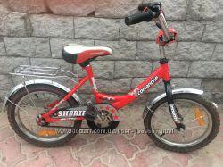 Срочно , велосипед 16 Comanche