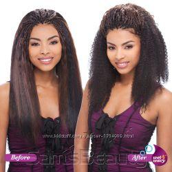Натуральные волосы тресы черные новые