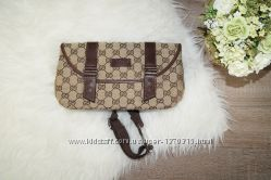 Gucci Оригиналномерная Италия Стильная сумка  бананка
