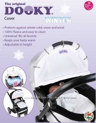 Зимняя защитная накидка от снега, ветра для колясок и автокресел