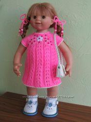 Одежда и обувь для куклы Вихтель Wichtel