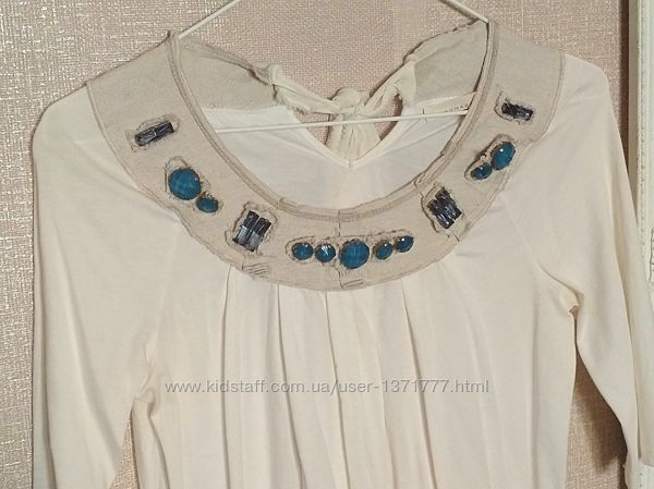 Туника блузка фирмы Schumacher, размер S-M