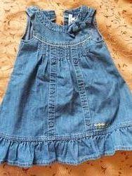 стильные красивые джинсовые платья и сарафаны лучших брендов
