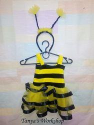 Аренда Костюм пчелы и цифра 2