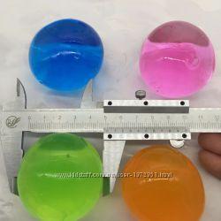 10 Кульок Orbeez Гігантських 4-6 см, гідрогель Орбіз