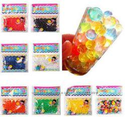100 пакетів 100 кульок 12-14 мм Orbeez, гідрогель Орбіз