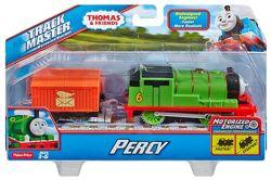 Fisher-Price паровозик Перси TrackMaster Томас Thomas Томас и Друзья