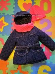 Курточка Next на девочку 3-4 года 92-104