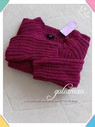 New теплый свитер от f&f m, l