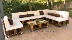 Мебель Loft в стиле поддонов