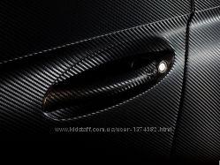 Карбоновая виниловая плёнка 3D для тюнинга