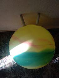 Детская мяч с рожками
